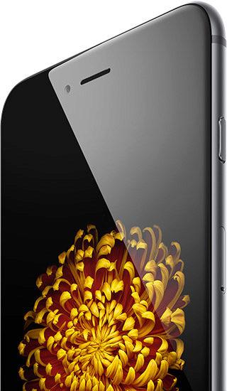iPhone 6 - Retina HD displays