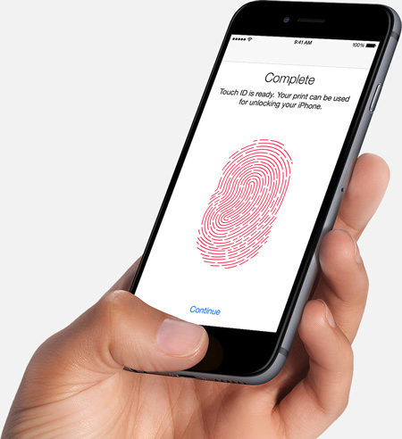 iPhone 6 - Touch ID