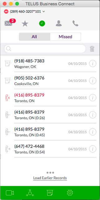 All calls