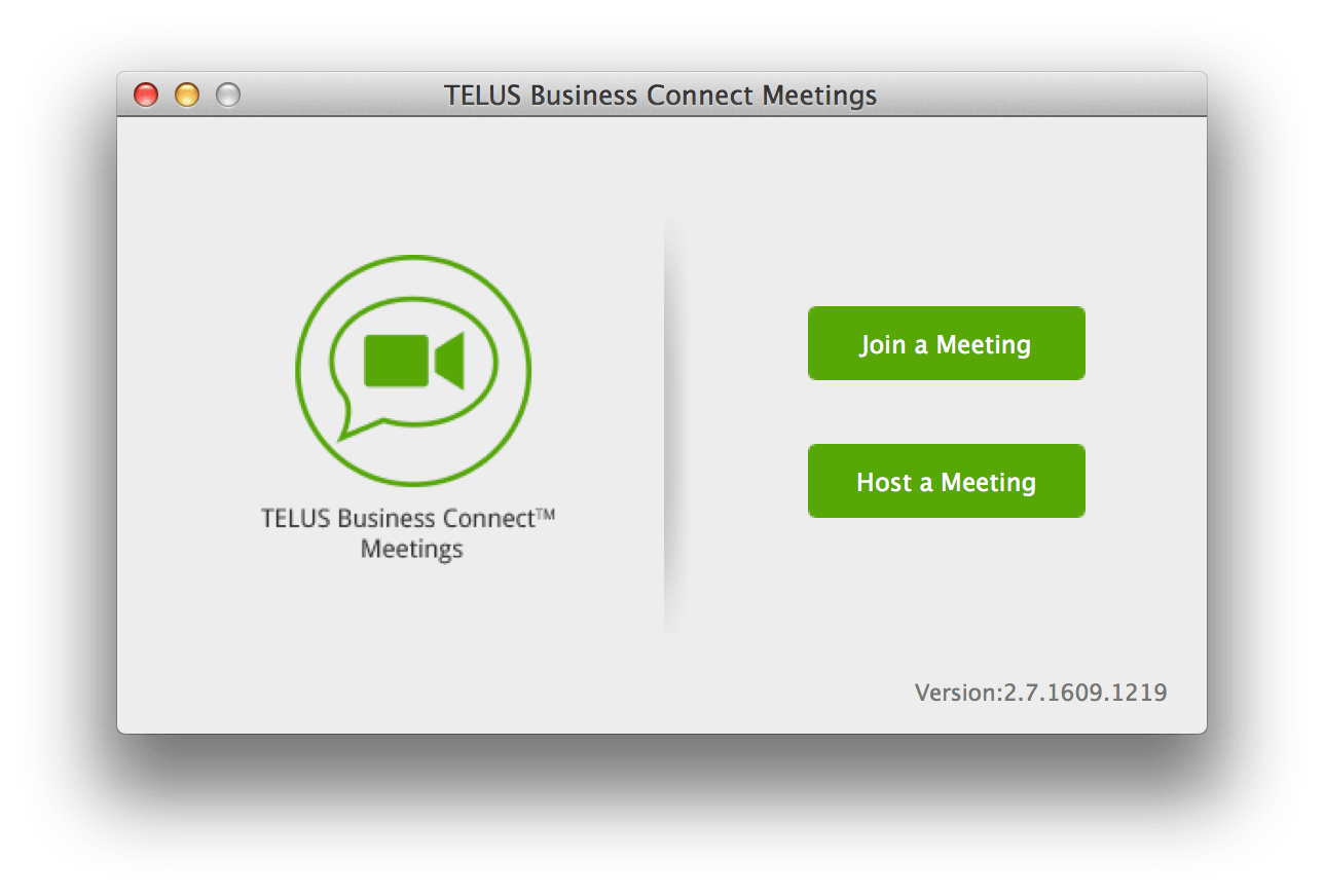 Startup screen – Computer