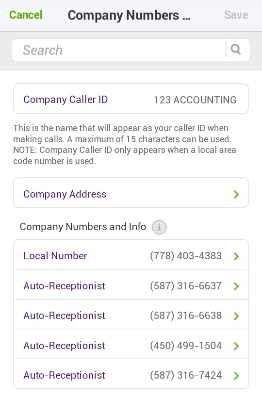 how to find a telus phone number