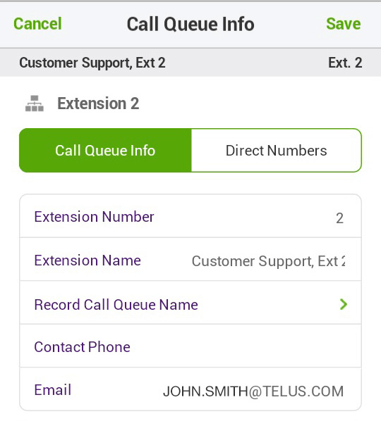 TELUS Business Connect Mobile App Guide | Help | TELUS Business