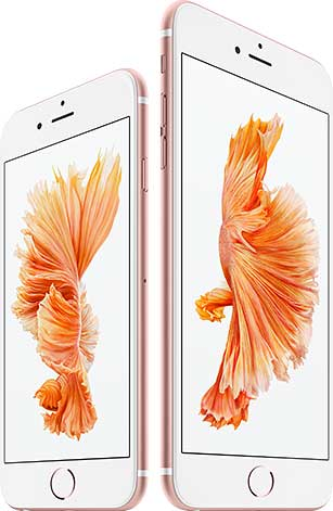iPhone 6s - The only thing that's changed is everything.