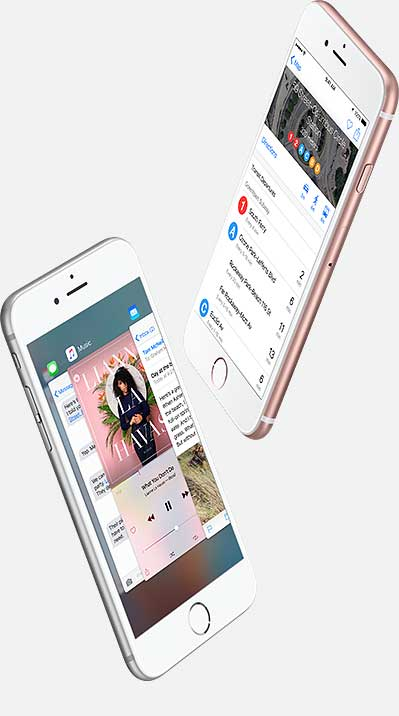 iOS 9 - An experience unlike any other. On a phone unlike any other.