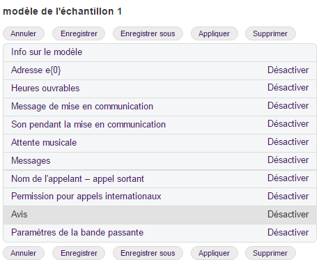 Configurer les notifications