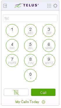Placing calls