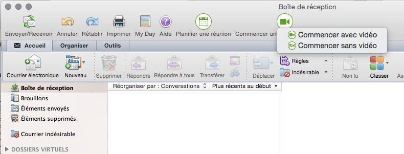 Module d'extension Réunions Connexion Affaires de TELUS pour Microsoft Outlook