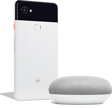 Pre Order A Google Pixel 2 XL From TELUS And Get Free Home Mini