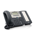 receptionist phones
