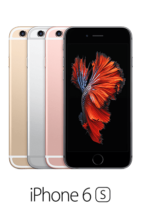 Iphone 6s compare