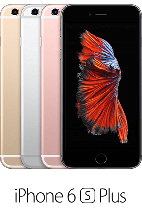Iphone 6splus compare