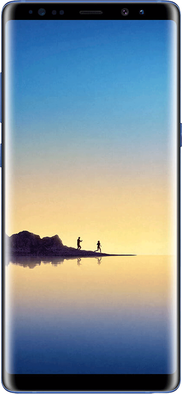 Samsung Galaxy Note8, Deep Sea Blue