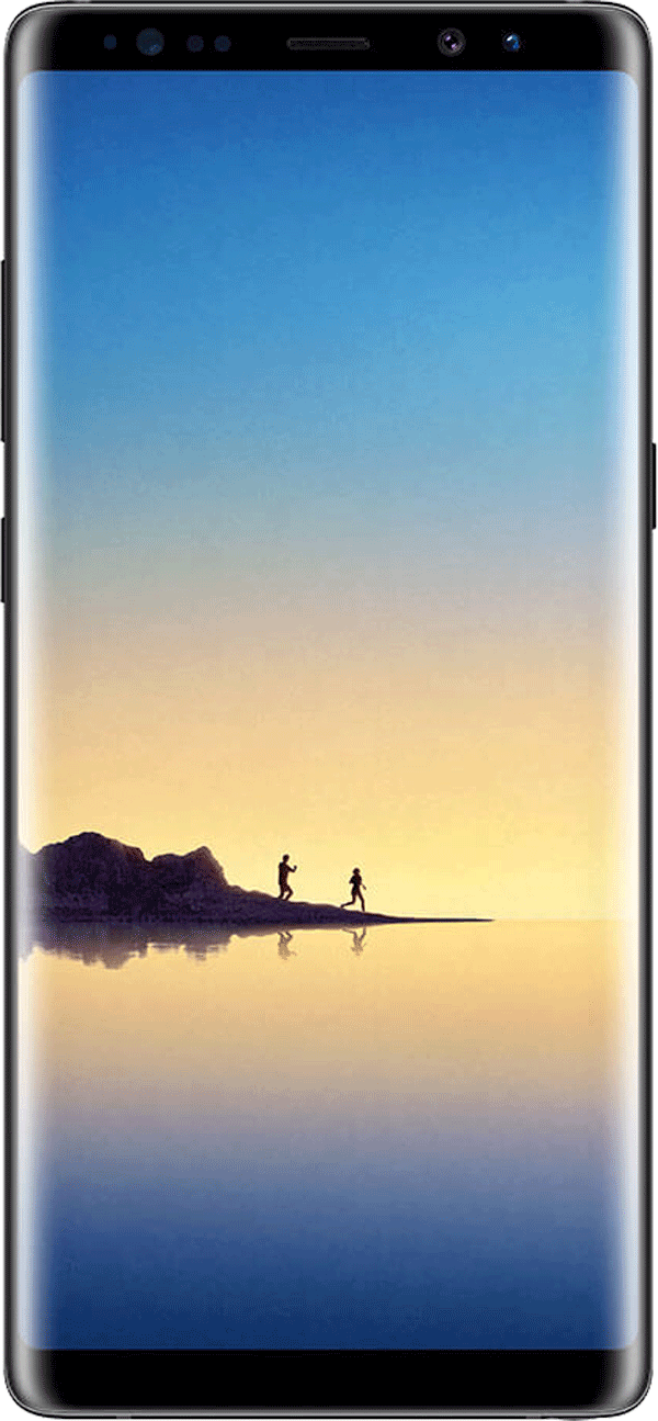 Samsung Galaxy Note8, Midnight Black