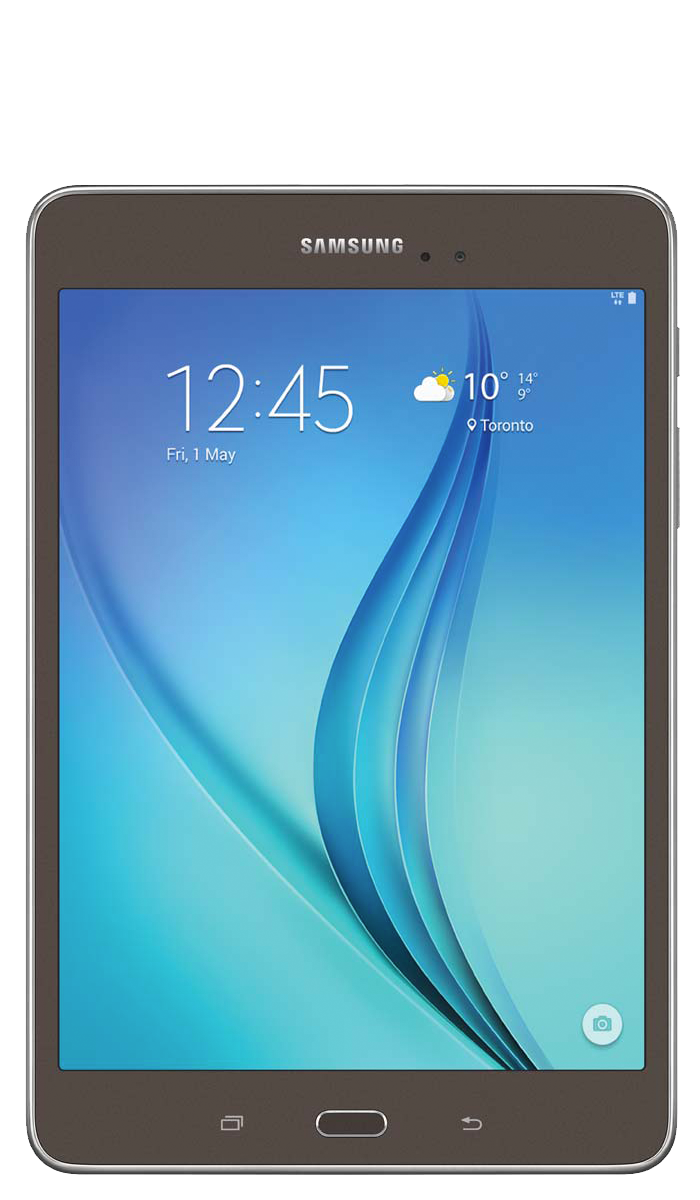 Galaxy tab a overview