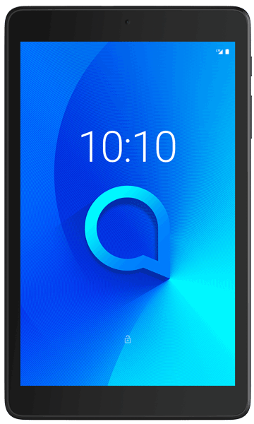 Alcatel 3T 8, Noir