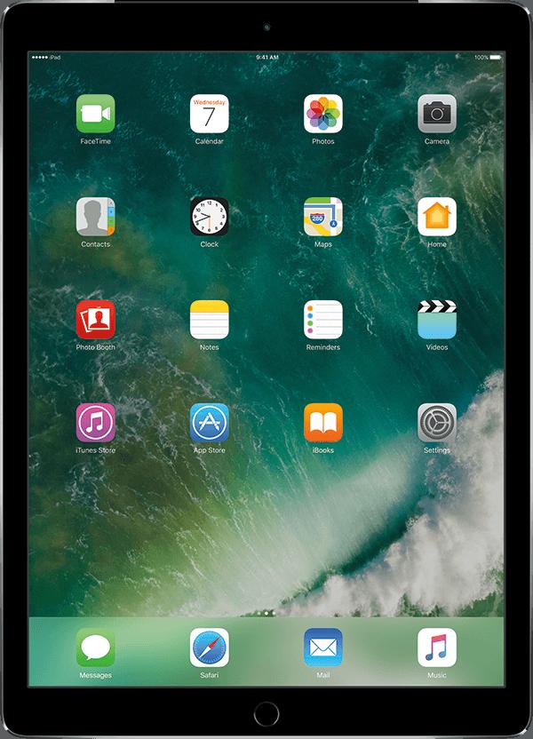 iPad Pro (12,9 po), Gris cosmique