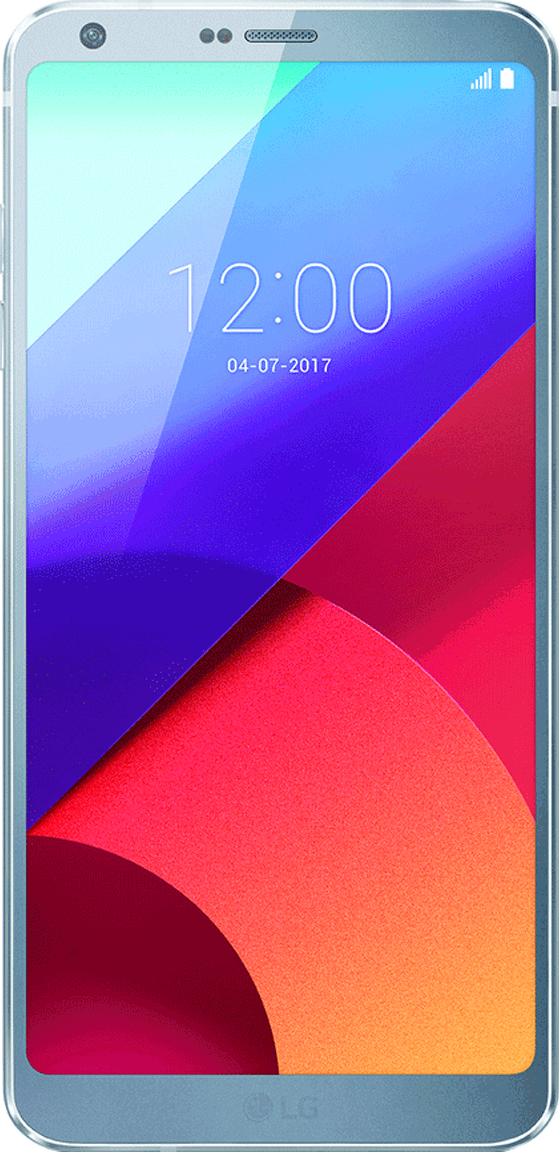 LG G6, Platinum