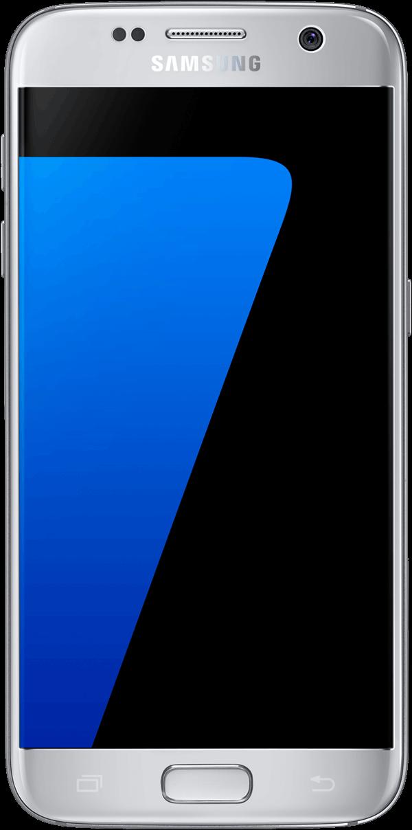 Samsung Galaxy S7, Silver